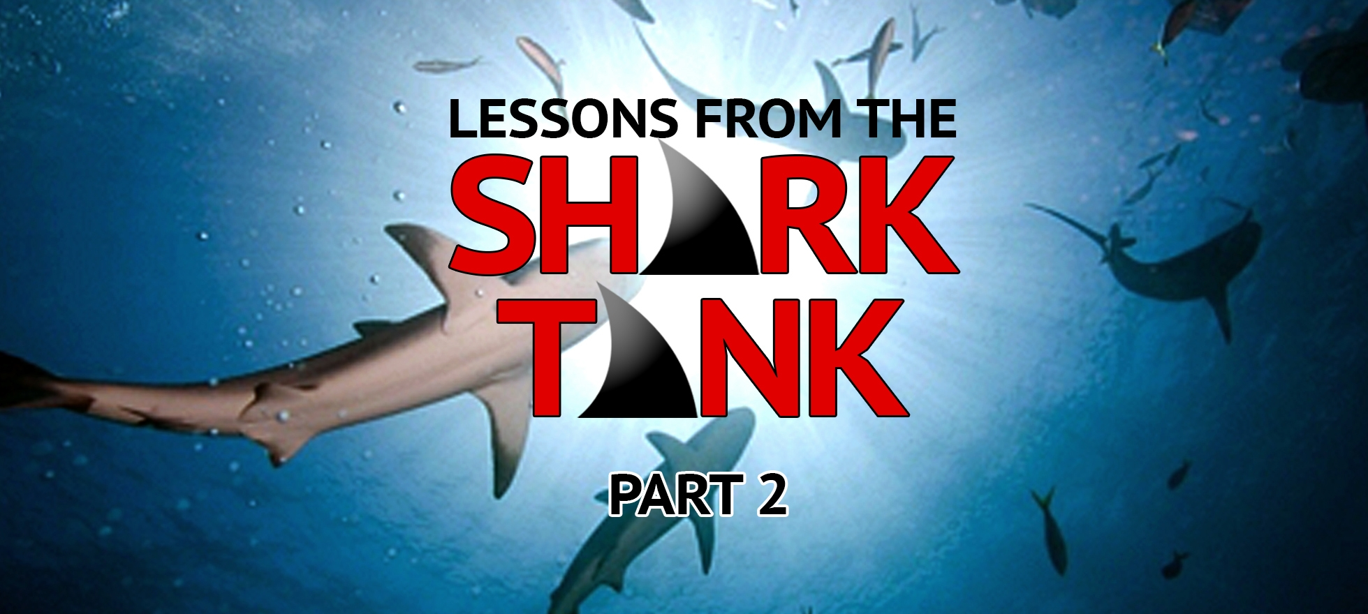 Lessons From the Shark Tank #2